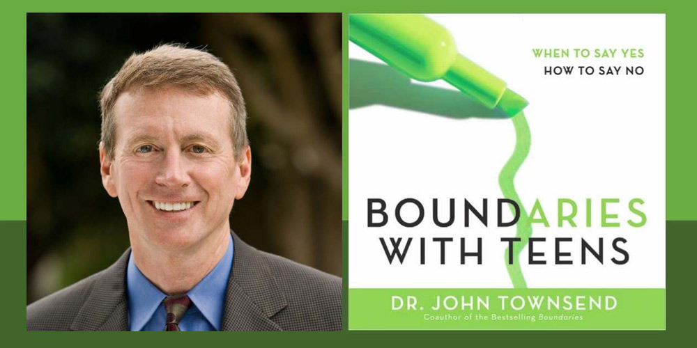 Teenage Brain Boundaries With Dr John Townsend On The Brain Warriors Way Podcast With Dr Daniel Amen And Tana Amen BSN RN