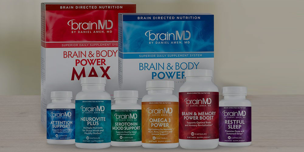 ADD Ring Of Fire Anxiety Supplements That Help Calm And Focus On The Brain Warriors Way Podcast With Dr Daniel Amen And Tana Amen BSN RN
