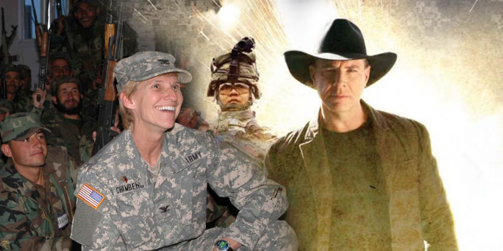 A 9-11 Survivor And Country Music Stars Story Of Physical And Emotional Recovery - Michael Peterson And Colonel Jill Chambers On The Brain Warriors Way Podcast With Dr Daniel Amen And Tana Amen BSN RN