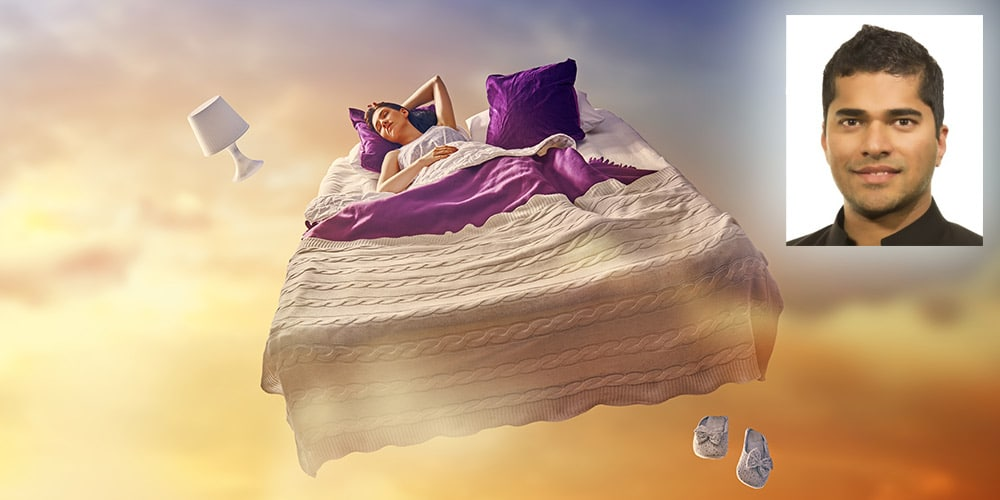 The Science Behind Why We Dream Pt3 with Dr Shane Creado On The Brain Warriors Way Podcast with Dr Daniel Amen and Tana Amen BSN RN