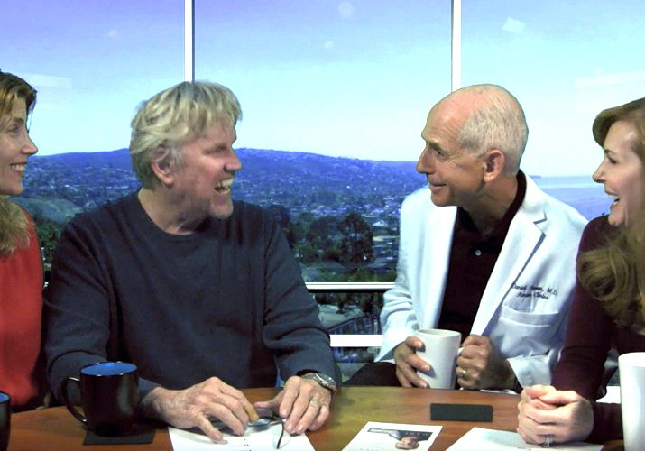 How We Are Fixing Gary Buseys Brain- Pt2 On The Brain Warriors Way Podcast With Dr Daniel Amen And Tana Amen BSN RN