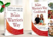 Healthy For Holidays On The Brain Warriors Way Podcast With Dr Daniel Amen And Tana Amen BSN RN