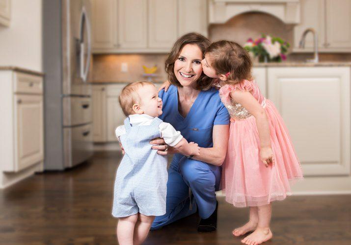 Motherhood On The Brain with Dr Darria Gillespie On The Brain Warriors Way Podcast With Dr Daniel Amen And Tana Amen BSN RN