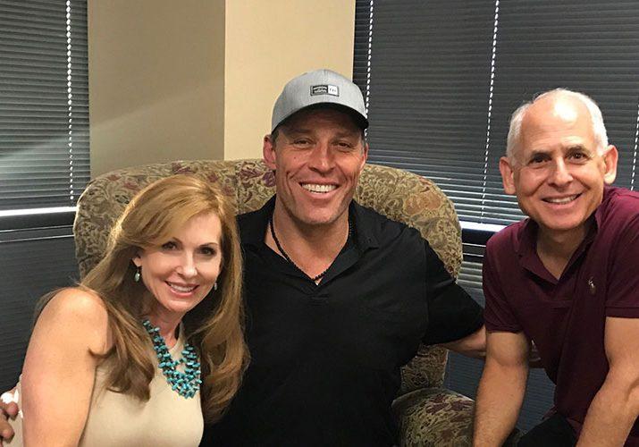 Tony Robbins on the Brain Warriors Way Podcast with Dr Daniel Amen and Tana Amen BSN RN