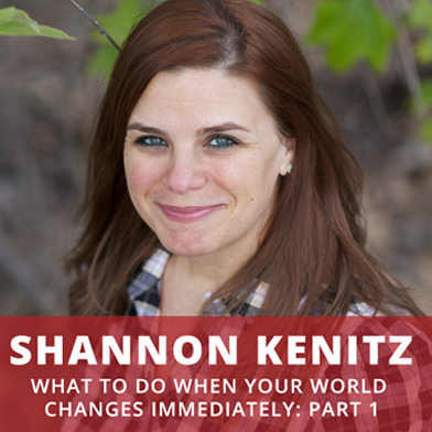 Shannon Kenitz shares the story of how her daughter's life was saved through HBOT therapy - The Brain Warrior's Way Podcast