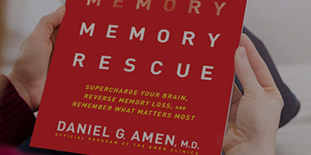 Memory Rescue An Overview of the 11 Risk Factors That Steal Your Memory On The Brain Warriors Way Podcast With Dr Daniel Amen And Tana Amen BSN RN
