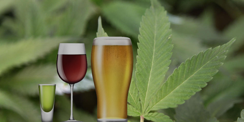 Marijuana V Alcohol On The Brain Warriors Way Podcast With Dr Daniel Amen And Tana Amen BSN RN