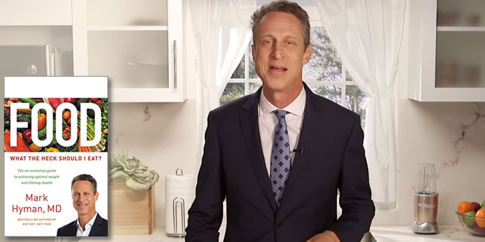 Is Our Food Policy Driving a Disease Economy - PT4 with Dr Mark Hyman