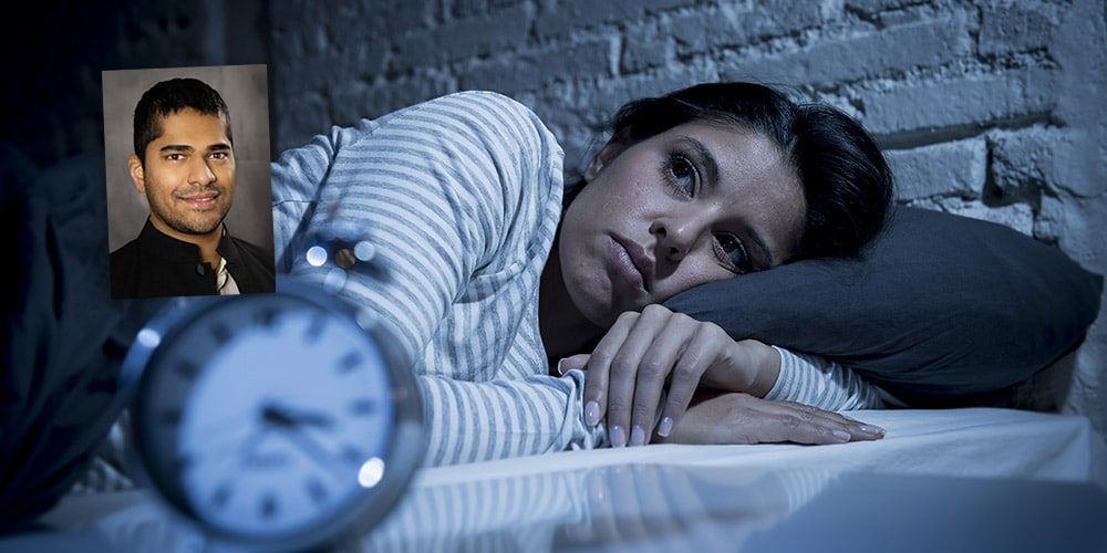 How Does Sleep Deprivation Affect Your Brain with Dr Shane Creado on The Brain Warriors Way Podcast with Dr Daniel Amen and Tana Amen BSN RN
