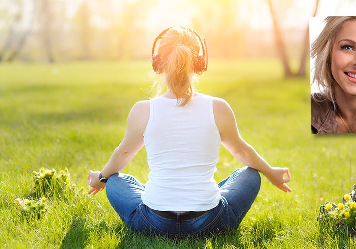 How To Use Music, Meditation, & Intention To Enhance Your Day, with Julianne Hough on The Brain Warriors Way Podcast with Dr Daniel Amen and Tana Amen BSN RN
