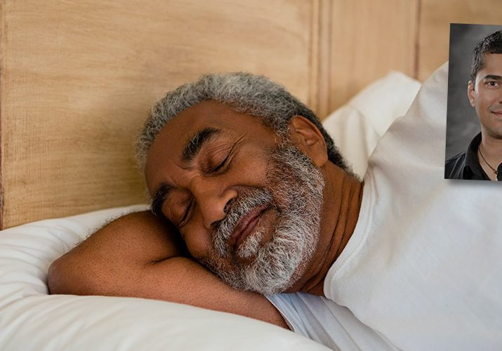 How to get better sleep as you age with Dr Shane Creado on The Brain Warriors Way Podcast with Dr Daniel Amen and Tana Amen BSN RN
