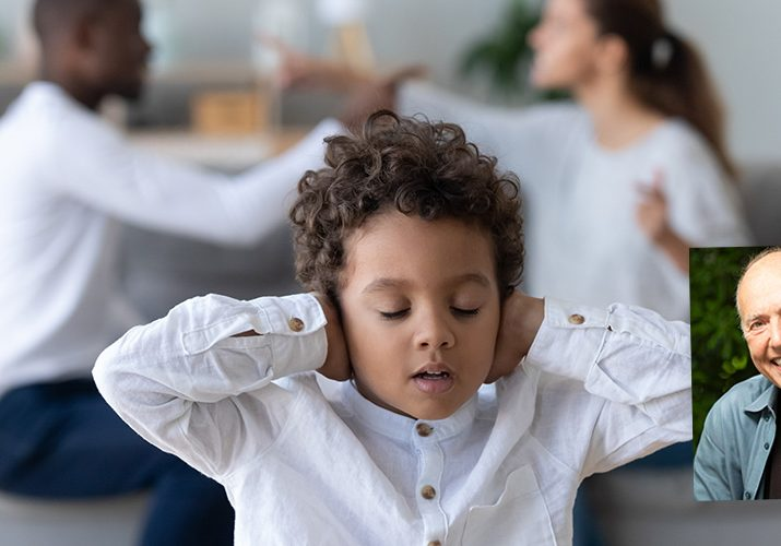 What Effects Does Childhood Trauma Have on an Adult with Dr James Gordon on The Brain Warriors Way Podcast with Dr Daniel Amen and Tana Amen BSN RN